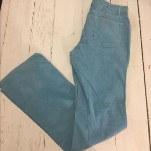 J. Crew tall Corduroy Jeans 👖